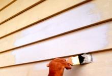 如何给新西兰房屋的Weatherboard刷漆?