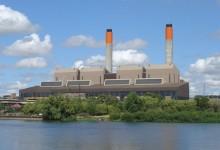 新西兰亨特利发电站Huntly Power Station