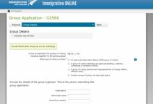 新西兰移民局在线系统升级,一份申请可提交全家、整个团体申请