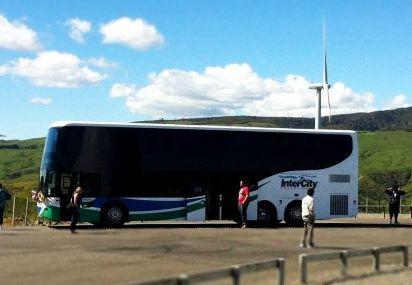 新西兰长途公共汽车Intercity