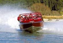 新西兰喷射快艇Jetboat