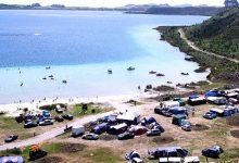 新西兰北领地的天然水上公园 Kai Iwi Lakes