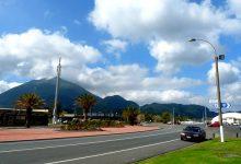 新西兰北岛旅游小镇卡维劳 Kawerau