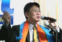 新西兰华裔政治人物王小选Kenneth Wang