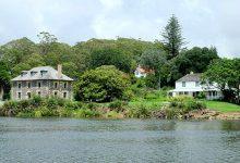 新西兰北岛旅游小镇凯里凯里 Kerikeri