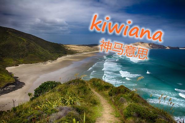新西兰俚语 Kiwiana