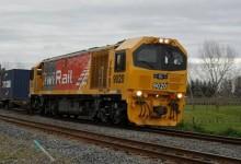 新西兰火车公司KiwiRail