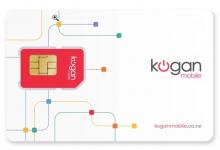 新西兰移动电话运营商 Kogan Mobile
