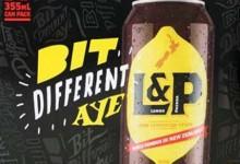 新西兰最具特色的软饮料L&P
