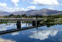 新西兰南岛湖泊邓斯坦湖 Lake Dunstan