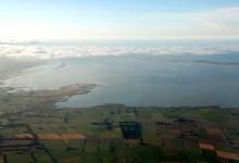 新西兰污染最严重的湖泊埃尔斯米尔湖Lake Ellesmere