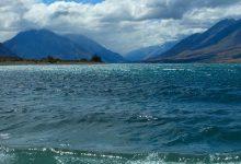 新西兰南岛旅游景点奥豪湖 Lake Ohau