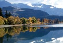 新西兰南岛瓦纳卡湖Lake Wanaka