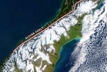 新西兰活跃地质断层Active Faults