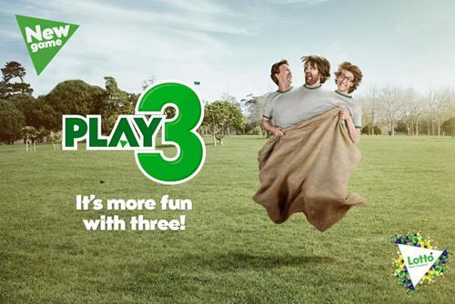 新西兰排列3彩票PLAY3