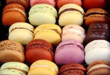 新西兰甜品店的马卡龙 Macaron