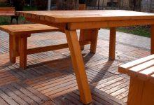 如何在冬季到来之前为木质阳台和户外家具做防水处理?
