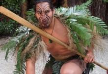 新西兰毛利人Maori