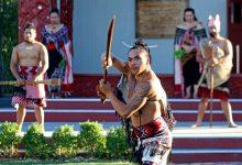 毛利语言中关于人的单词和词组