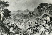 新西兰毛利人丘陵堡垒和防御工事 pā