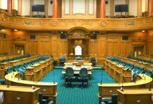 新西兰议会新的议员名单