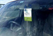 新西兰行动不便人士停车证明长什么样?