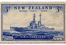 最值钱的新西兰邮票