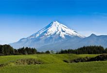 新西兰埃格蒙特国家公园 Egmont National Park
