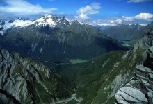 新西兰阿斯帕林山国家公园 Mt Aspiring National Park