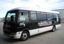 新西兰长途公共汽车 naked bus