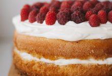 西方流行的美食裸蛋糕 Naked cake