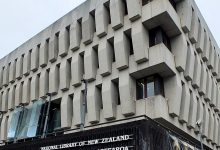 新西兰国家图书馆 National Library of New Zealand