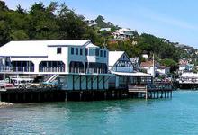 新西兰南岛城市尼尔森Nelson