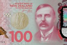新西兰新版100元纸币介绍