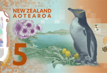 新西兰新版纸币图片欣赏