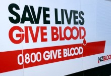 新西兰无偿献血及血液服务机构NZBS