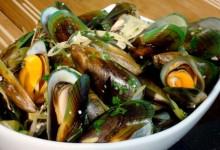 新西兰海产品青口Mussel
