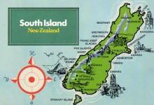 新西兰南岛SouthIsland