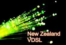 新西兰VDSL家庭宽带网络