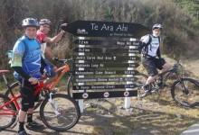 新西兰北岛著名自行车道