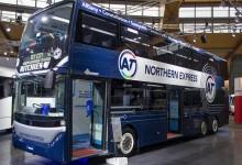 奥克兰公交车北岸快线Northern Express