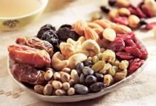 新西兰超市常见的干果及坚果