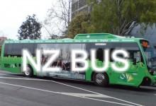 新西兰巴士公司NZ Bus