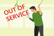 本周六奥克兰部分公交线路停止服务