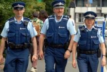 新西兰警察New Zealand Police