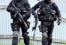 新西兰武装警察分队Armed Offenders Squad