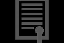新西兰驾照详情证明书 Certificate of Particulars
