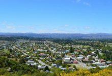 新西兰南岛小镇克莱德 Clyde