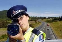 新西兰超速驾驶的处罚