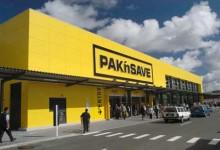 新西兰低价连锁超市Pak'n Save